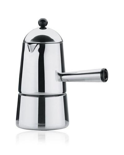 Cilio Cafetera «Cita» 3 Tazas Plata