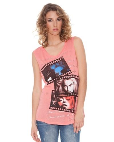 Cipo & Baxx Camiseta Cuello Redondo Oakland