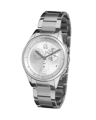 CK Calvin Klein Reloj K2A27120 metal dial Plata