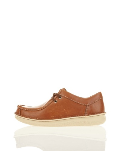 Clarks Zapatos Casual Rumwell Day Marrón