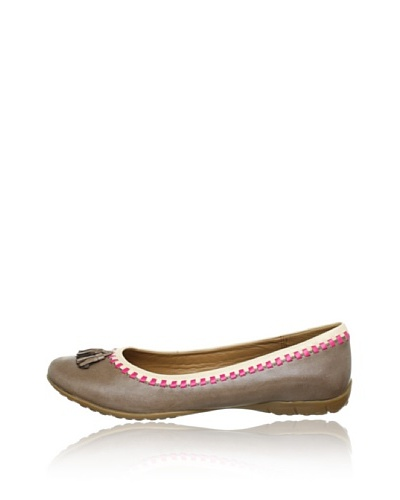 Clarks Bailarinas Arizona Gold