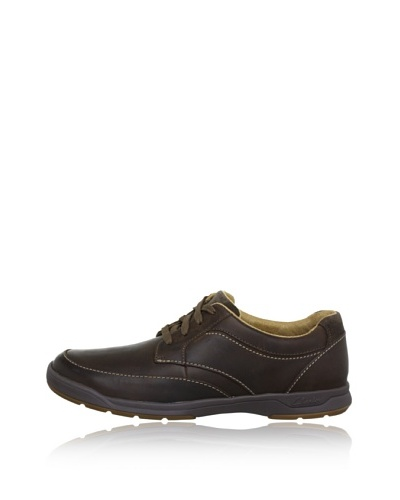 Clarks Zapatos Stafford House Marrón Oscuro