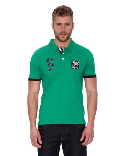 CLK Polo Mus Verde