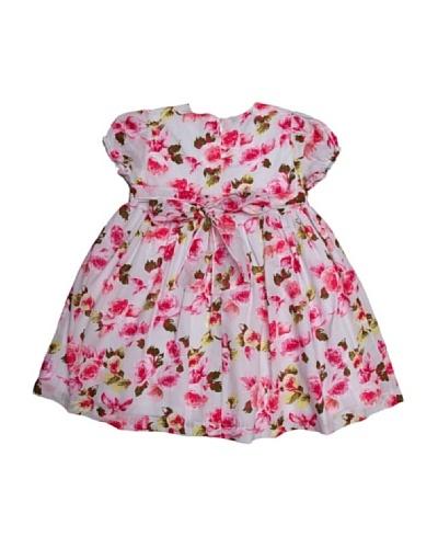 Coccode Vestido + Foulard Combinado