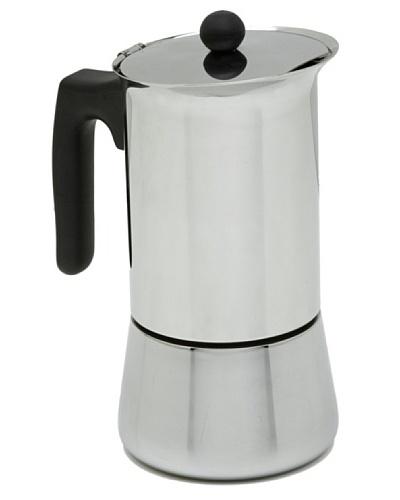 Cafetera expréss Acero inox 6 tazas