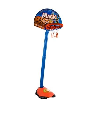 Color Baby Canasta de Baloncesto Aro Plástico