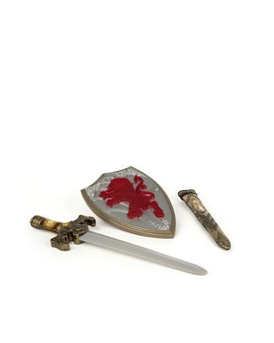 KIDZ CORNER  Set espada y escudo con luces - Kingliness