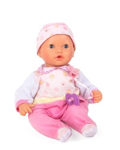 Color Baby Muñeco Bebé expresiones - come y duerme
