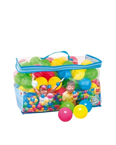 Color Baby Pack 100 Bolas