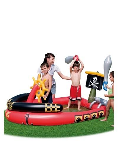 Color Baby Piscina Juegos Piratas 190 L