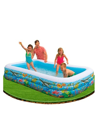 Color Baby Piscina Hinchable 999 L