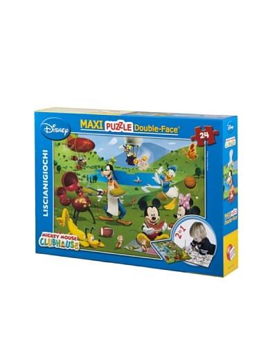 Color Baby Puzzle de 24 piezas – Princesas y Mickey
