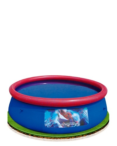 Color Baby Piscina Fast Set The Amazing Spiderman