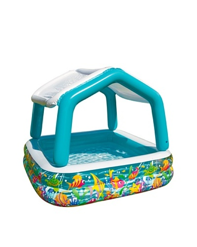 Color Baby Piscina con Toldo 280 L