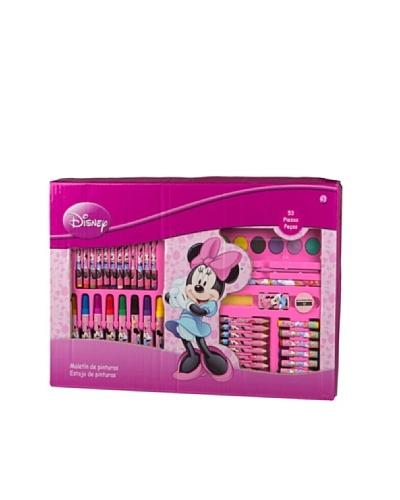 Color Baby Maletin de pintura 53 piezas Minnie