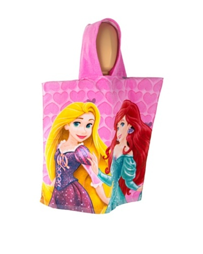 Color Baby Poncho Princesas Disney 2/S