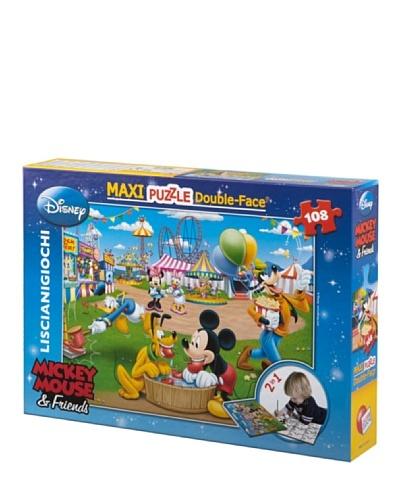 """Color Baby Puzzle de 108 piezas – Mickey  """"Mickey en la feria"""""""