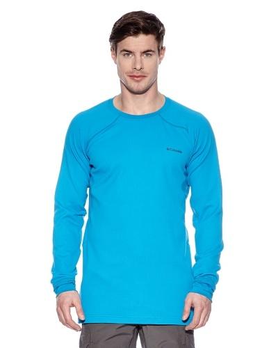 Columbia Camiseta Funcional Nantes Azul