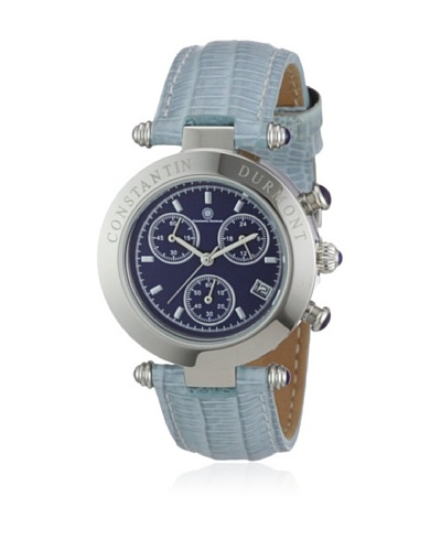 Constantin Durmont Reloj Visage CD-VISL-QZ-LT-STST-BL Azul