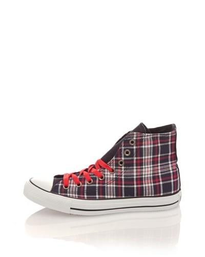Converse Zapatillas All Star Hi Textile Plaid