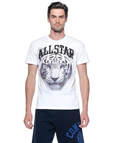Converse Camiseta Krem