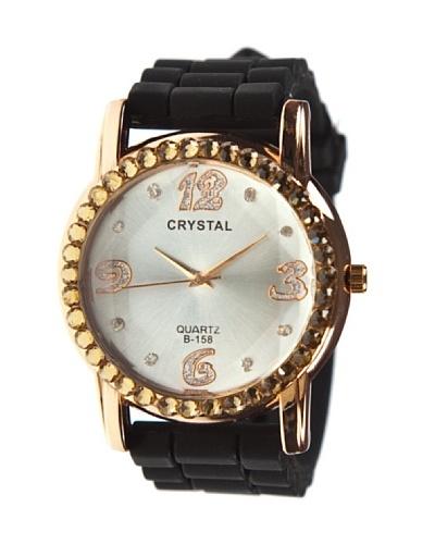 Cordoba Joyeros Reloj Cristal Negro