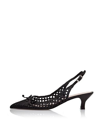 Cortefiel Zapatos Tacón Trenzado