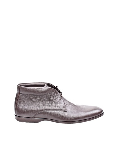 Cortefiel Zapatos Bota Marrón Oscuro