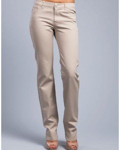Cortefiel Pantalón Básico Beige