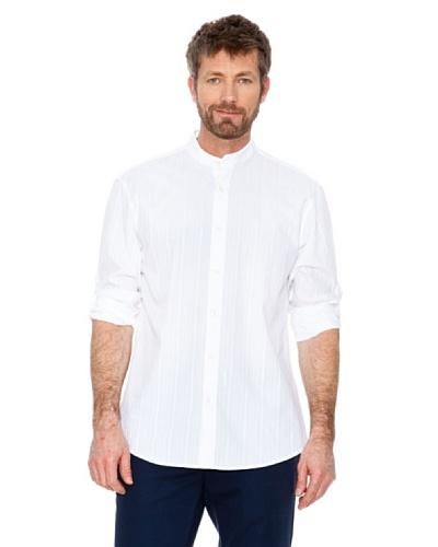 Cortefiel Camisa Cuello Mao