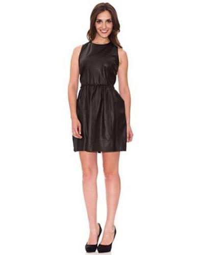 Cortefiel Vestido Casual Negro