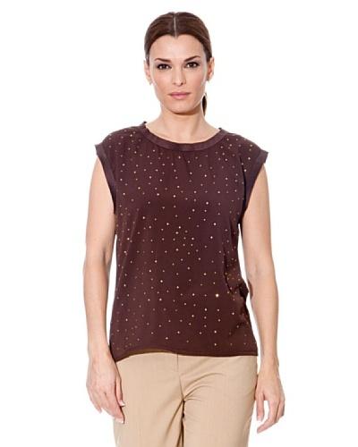 Cortefiel Camiseta Tachitas