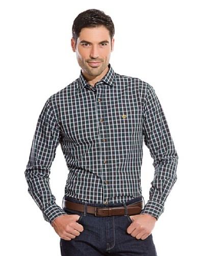 Cortefiel Camisa Cuadro Sport