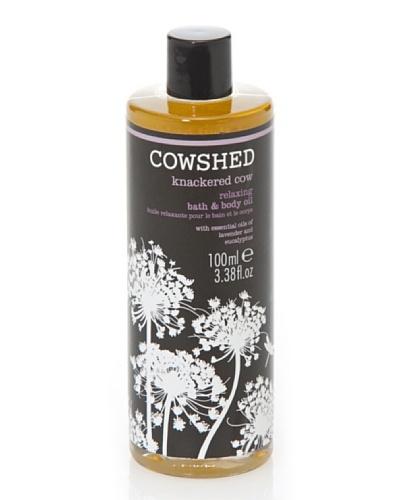Cowshed Aceite de Masaje Relajante Lavanda y Eucalipto 100 ml