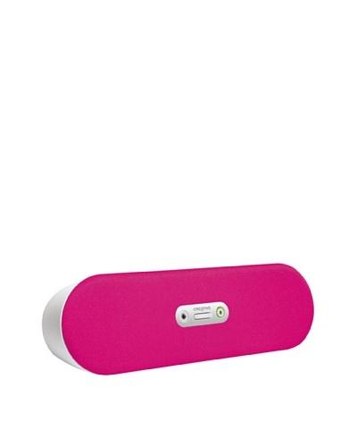 Creative D80 – Altavoz inalámbrico, rosa