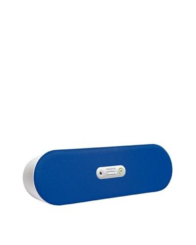 Creative D80 - Altavoz inalámbrico, azul