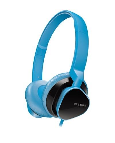 Creative Hitz MA2300 – Auriculares de diadema cerrados, color azul