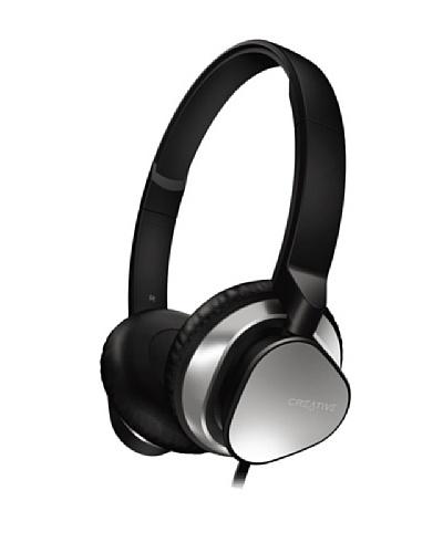 Creative Hitz MA2300 – Auriculares de diadema cerrados, color negro