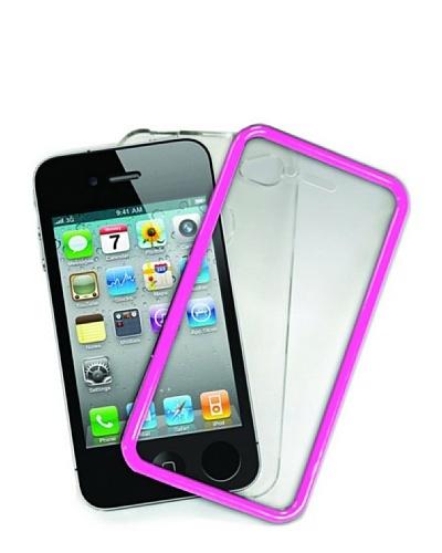 Blautel iPhone 4/4S Carcasa Protectora Touch Screen Rosa