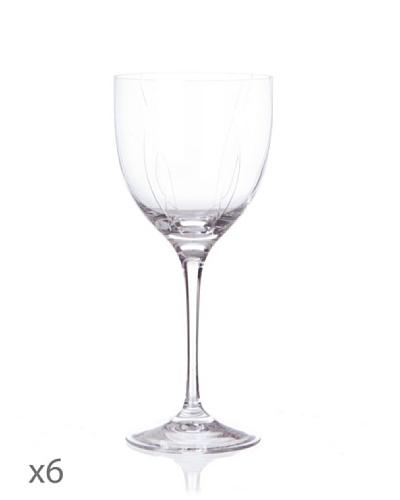 Cristal De Sèvres Caja De Seis Copas De Vino Tinto Chamsai