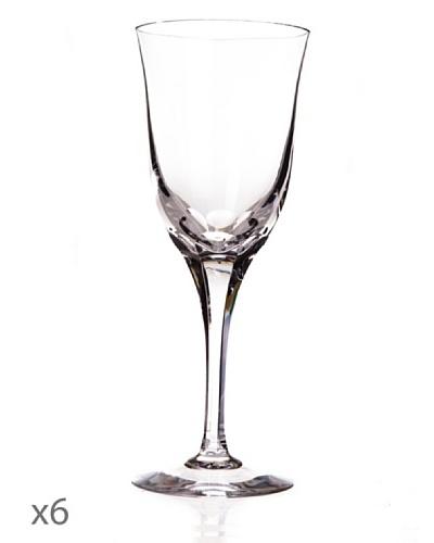 Cristal De Sèvres Caja De Seis Copas De Vino Tinto Aria