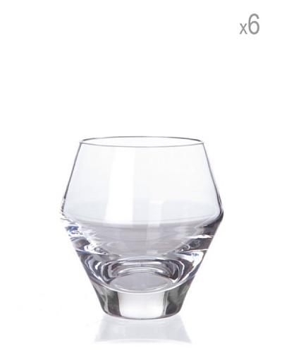 Cristal de Sèvres Caja de 6 Vasos Bajos Citizen
