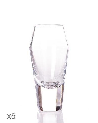 Cristal De Sèvres Caja De Seis Vasos Vodka Citizen