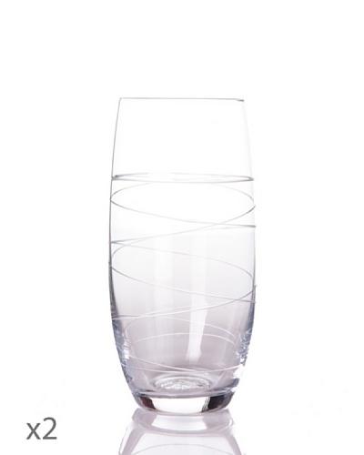 Cristal De Sèvres Toujours Caja 2 Vasos Altos Bruyere