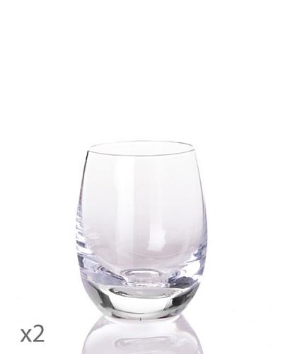 Cristal De Sèvres Toujours Caja 2 Vasos De Vodka Sariette