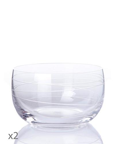 Cristal De Sèvres Toujours Caja 2 Bols Bruyere