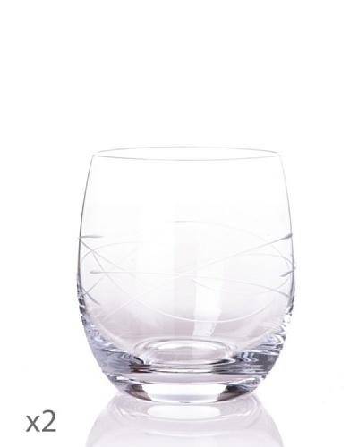 Cristal De Sèvres Toujours Caja 2 Vasos Bajos Gentiane