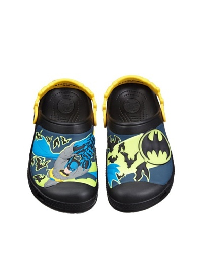 Crocs Zuecos Batman Glow In The Dark