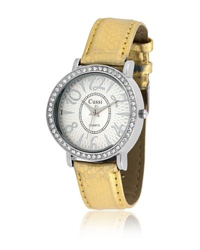 Cussi Reloj 46 Dorado