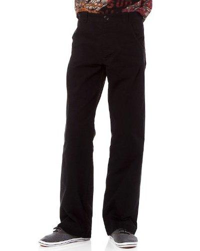 Custo Pantalón Cargo Negro
